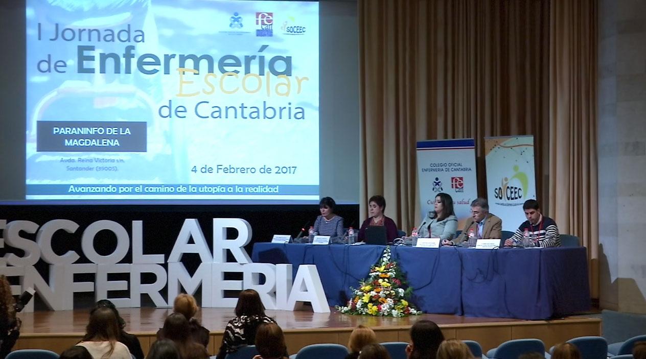 Web TV del Colegio de Enfermería de Cantabria | enfermeriacantabria.tv